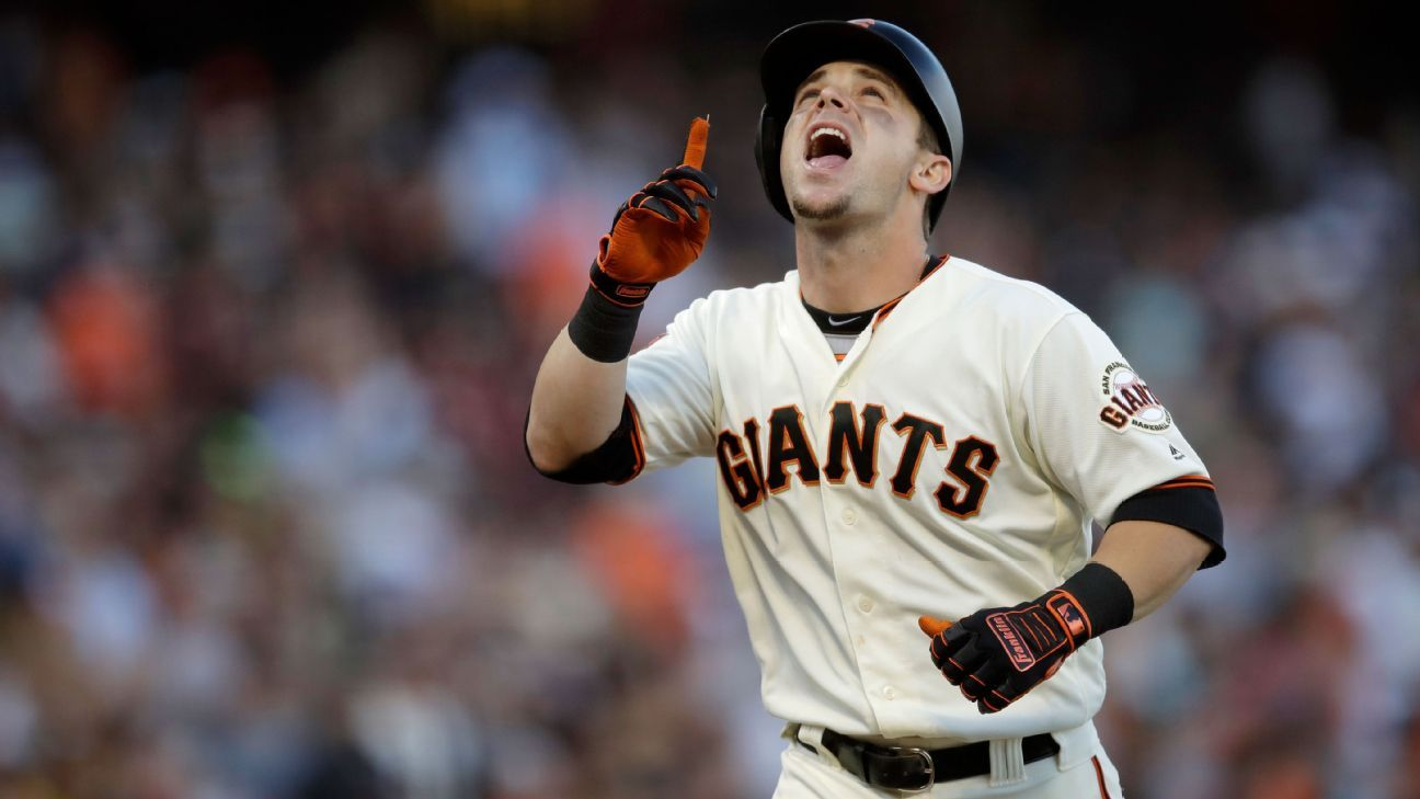 Giants cut ties with Gennett month after trade