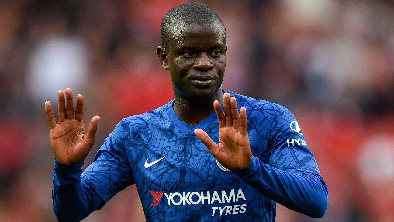Transfer Talk: Chelsea's Kante being eyed by Real Madrid, Juventus