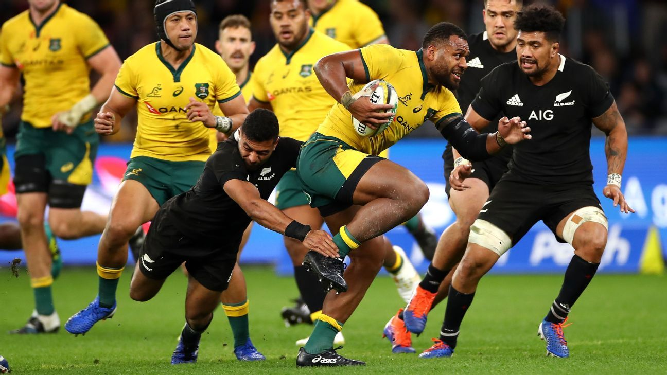 Confidence, mindset all Wallabies can draw on at Eden Park