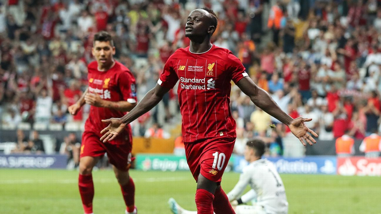 Mane shines as Liverpool lift UEFA Super Cup in victory over Chelsea