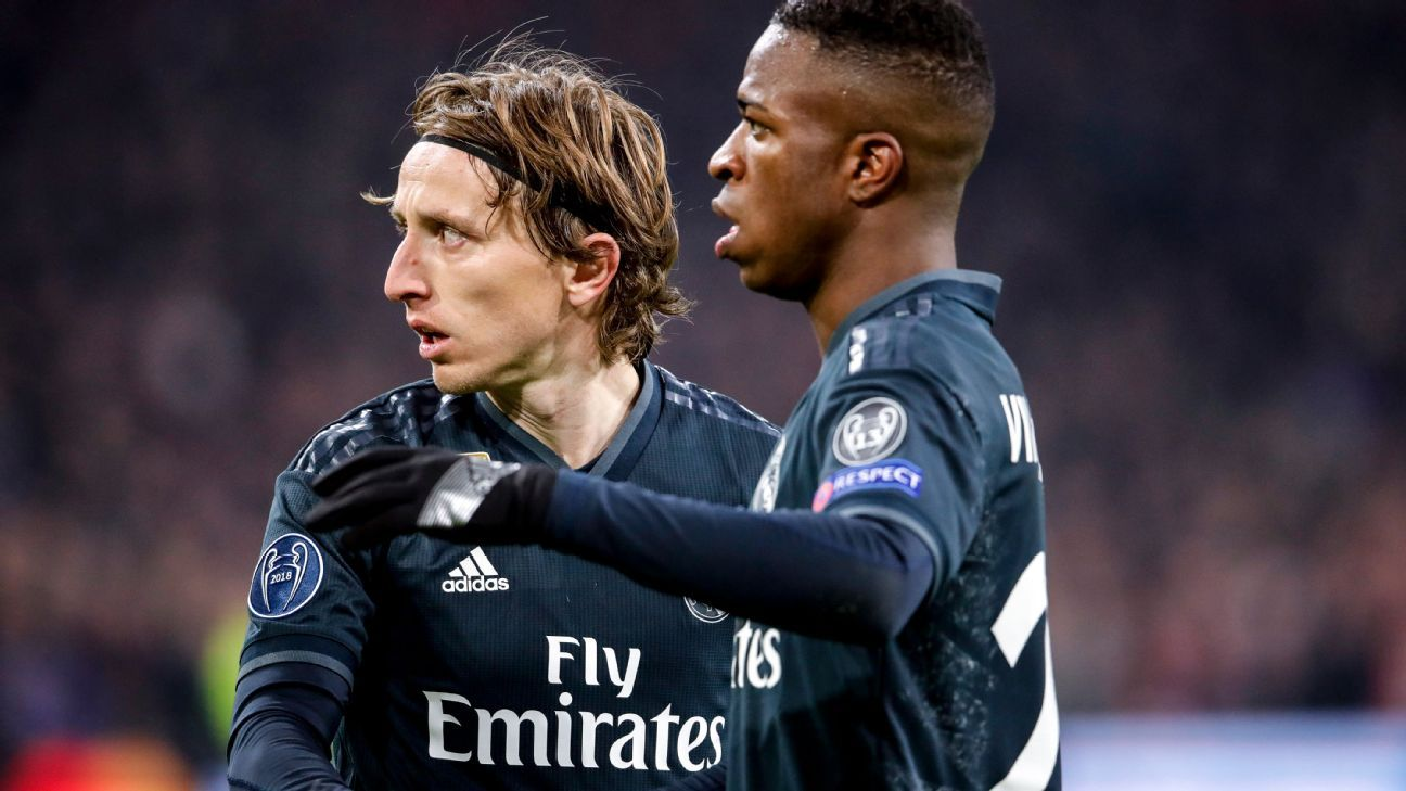 Modric injured, likely to miss PSG-Madrid clash