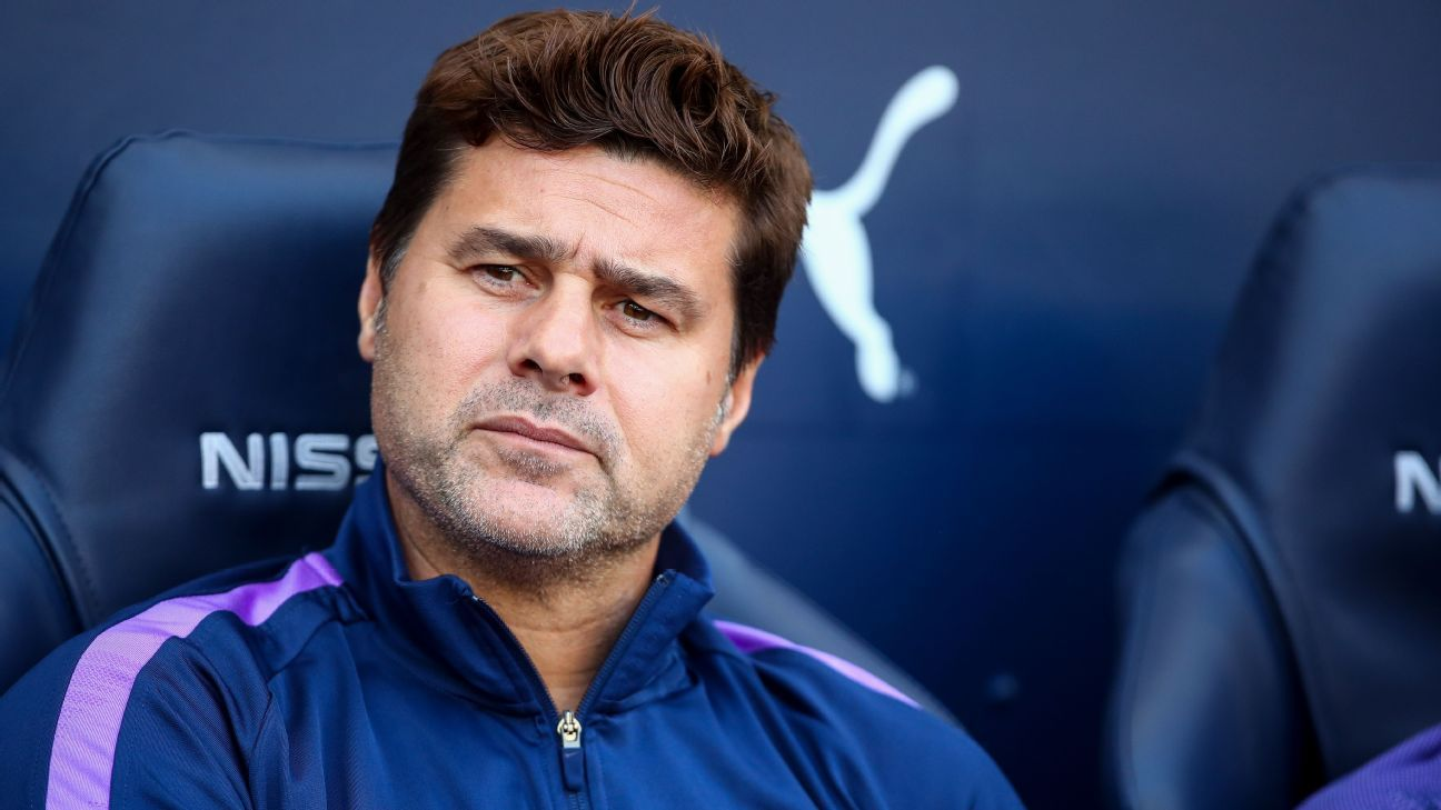 Poch leaves note to Spurs: 'Always in our hearts'