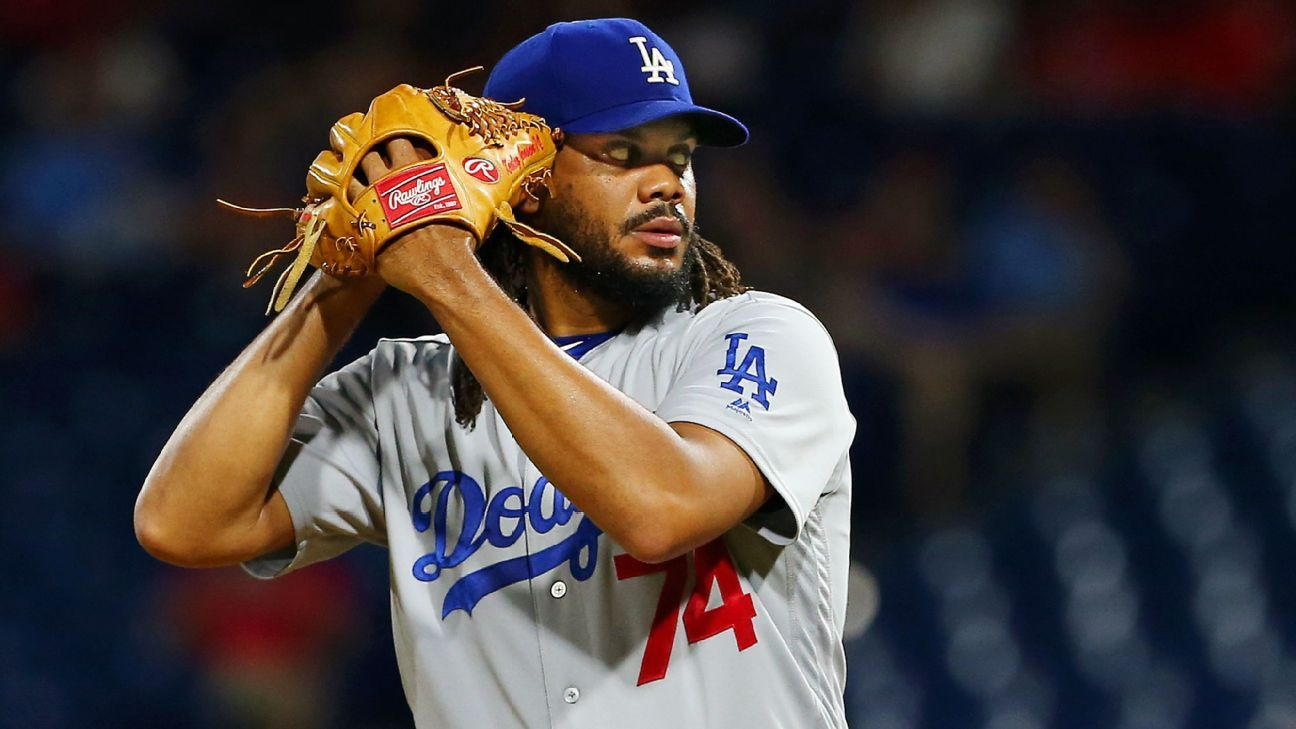'I get myself in trouble': Kenley Jansen adapts to his suddenly hittable cutter