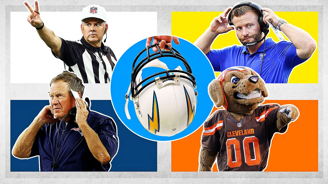 10 NFL analysts rank everything in football: Best coaches, coordinators and more