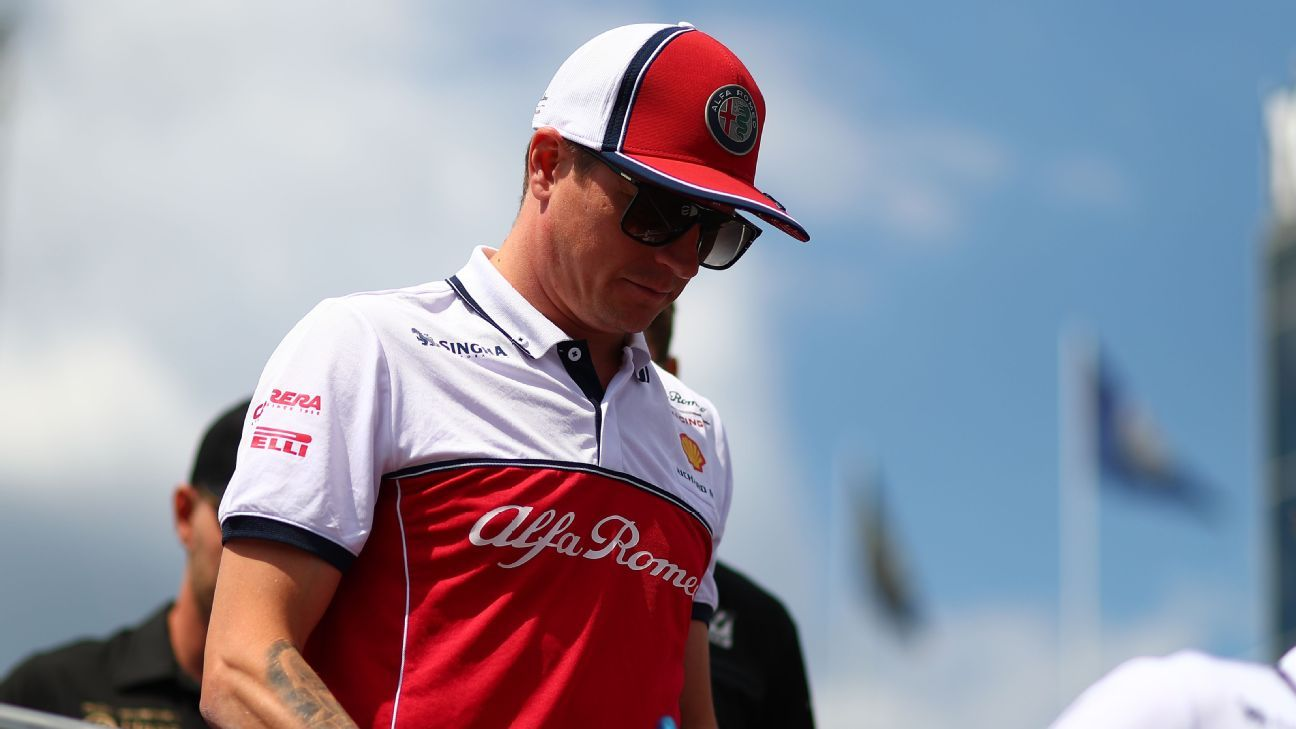 Ericsson on standby for Alfa Romeo as Raikkonen pulls muscle