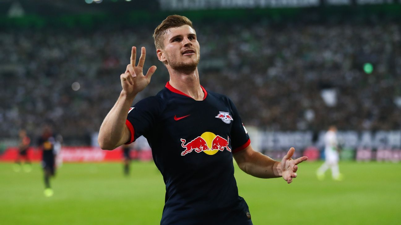 LIVE Transfer Talk: Man United eye RB Leipzig striker Werner