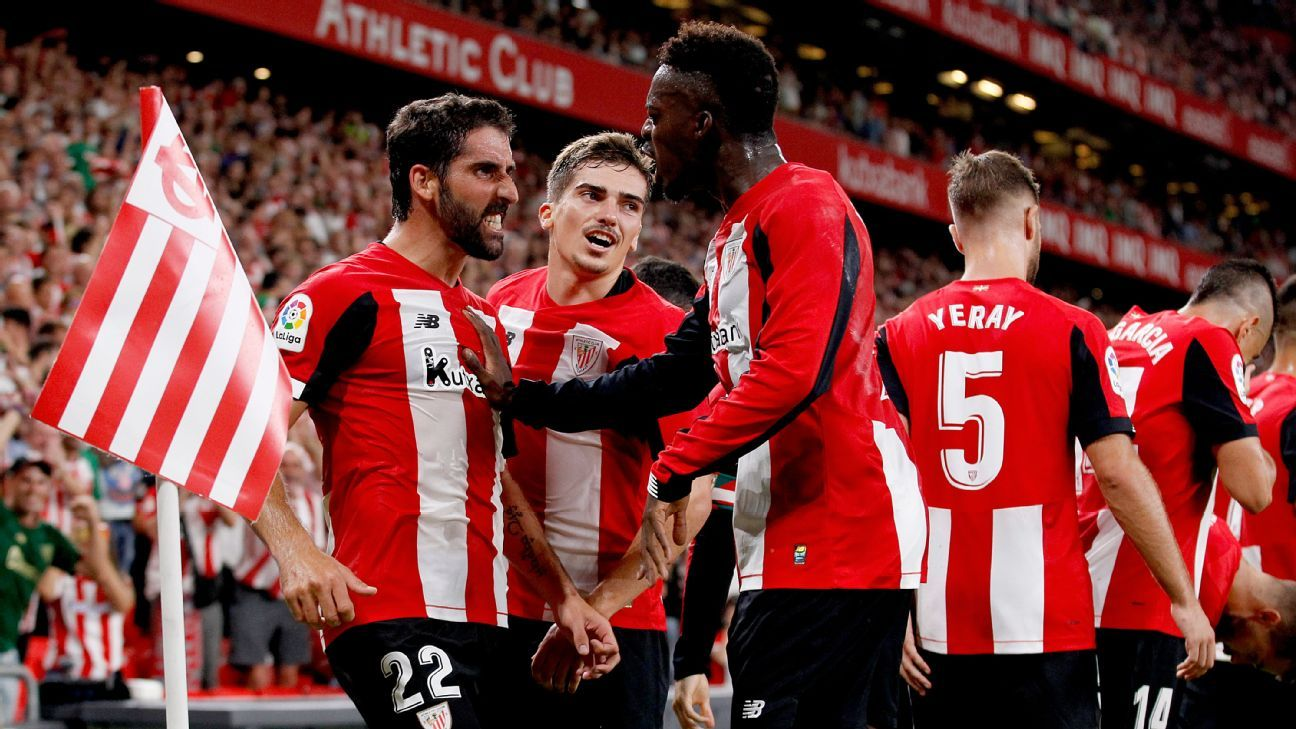 Athletic Bilbao Vs Real Sociedad Football Match Summary