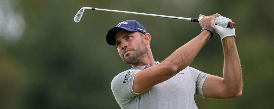 Ritthammer, MacIntyre share Euro Open lead