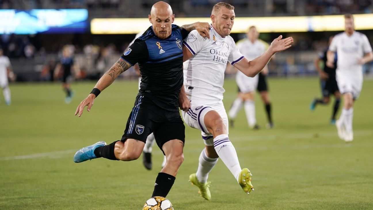 Fantasy MLS: Don't stay away from San Jose