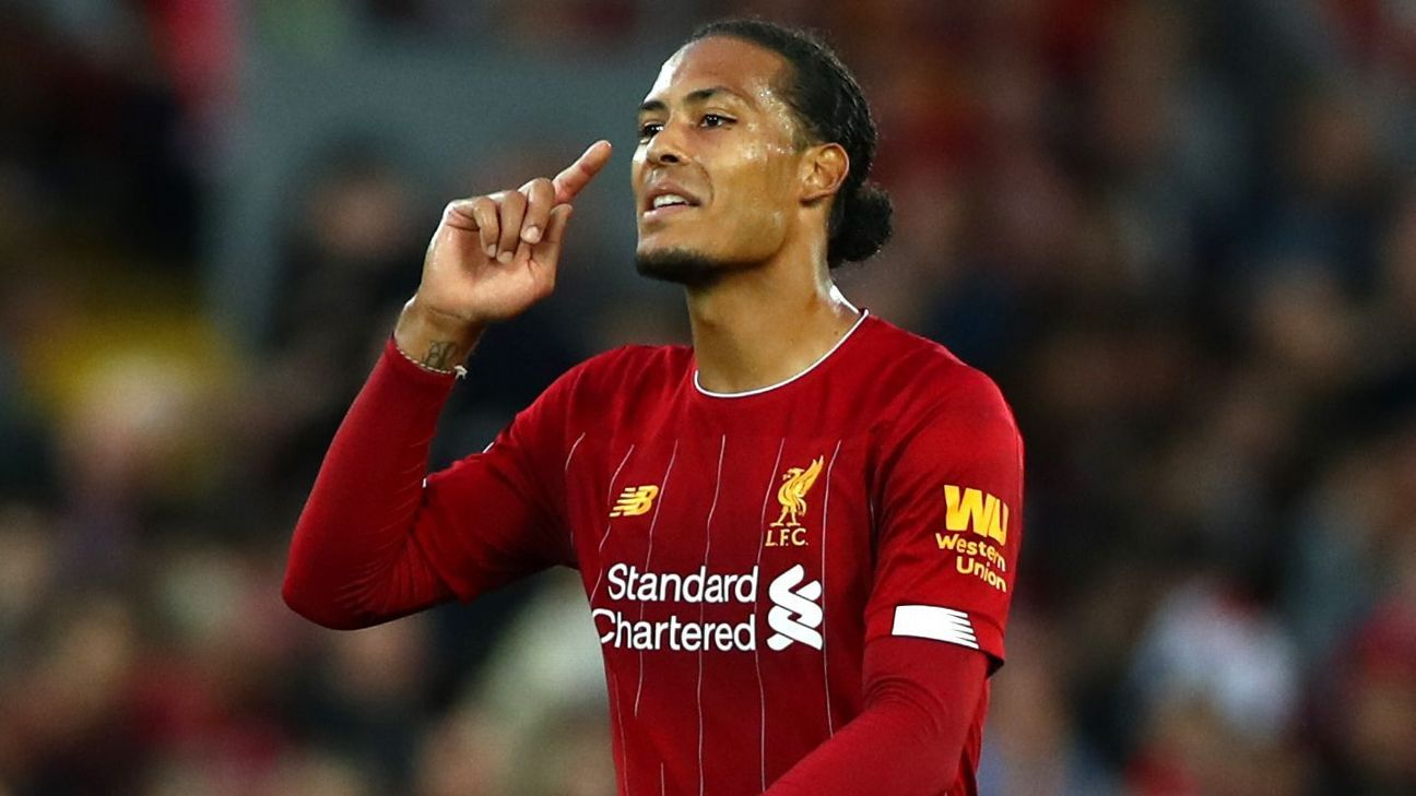 Transfer Talk: Barcelona and Real ready massive moves for Van Dijk