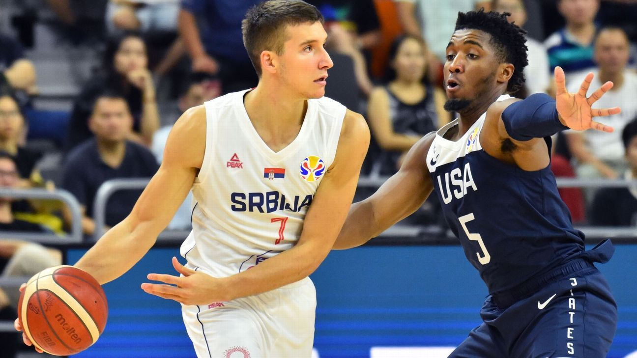 Team USA hits historic low at FIBA World Cup - ESPN Philippines