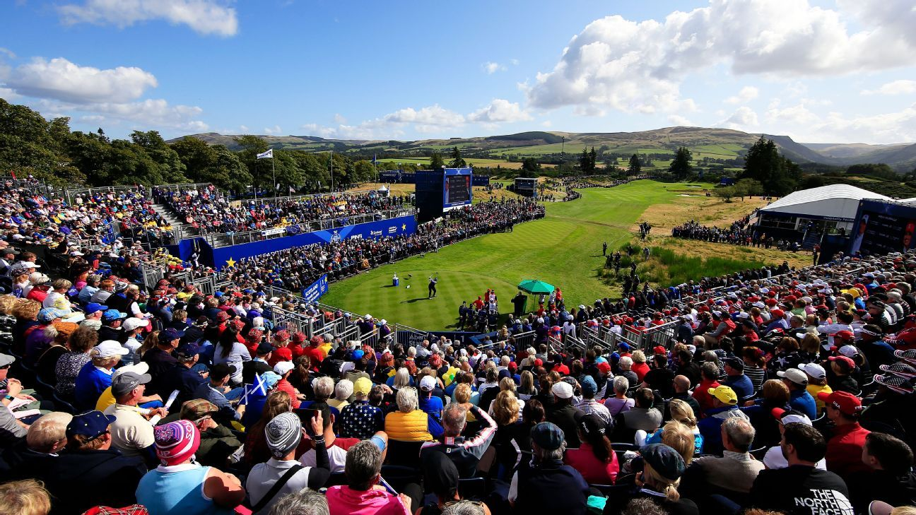U.S. limit damage but Europe lead at Solheim Cup