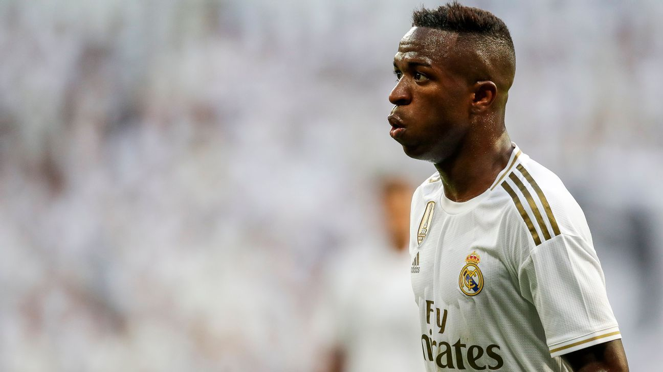 Transfer Talk: PSG lining up move for Real Madrid's out-of-favour Vinicius