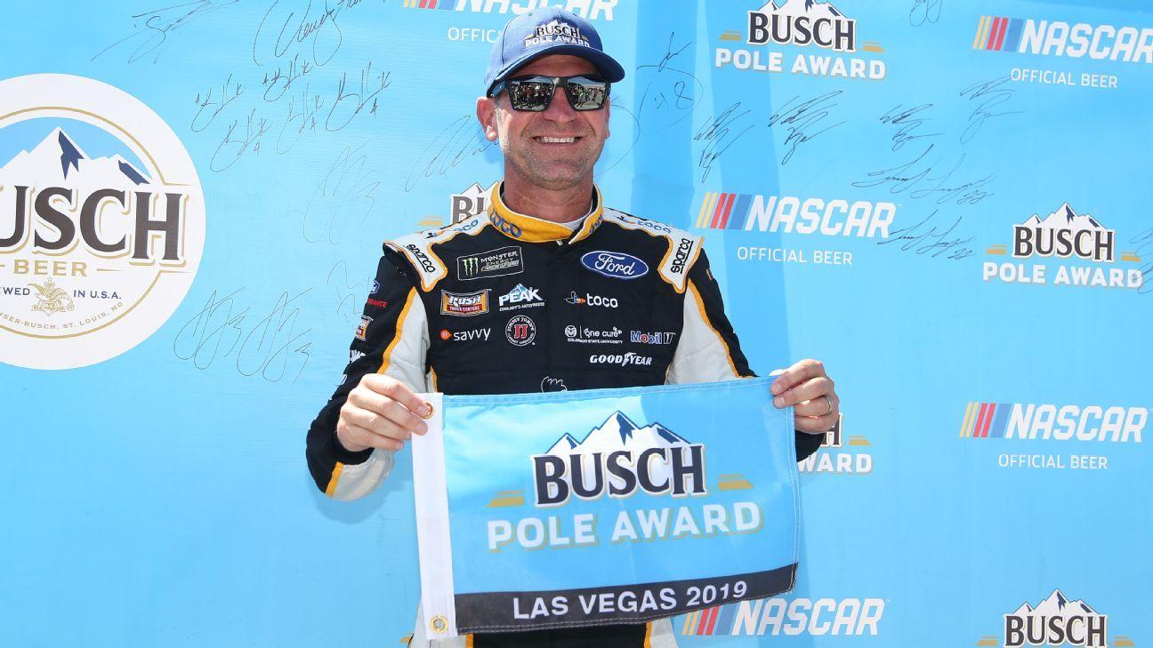NASCAR StatWatch: Martin Truex Jr. an oldie but goodie with Las Vegas win