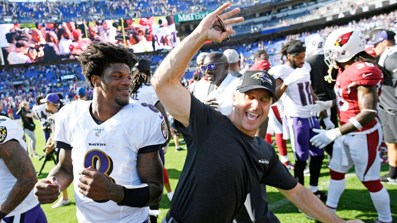 From tantrums to tears: Ravens' Lamar Jackson absolutely hates losing