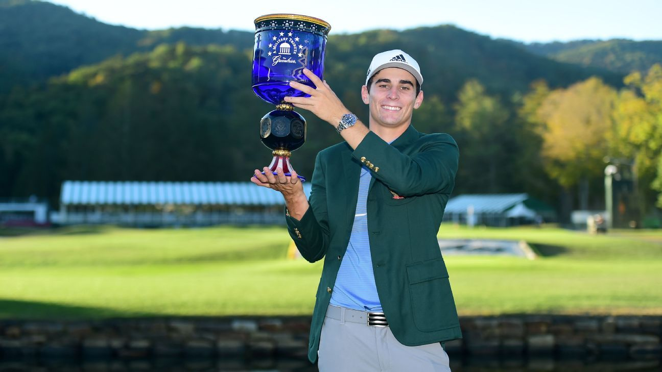 Why this past weekend in golf mattered -- a lot