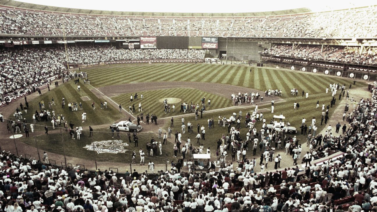 'The sound of fear': Thirty years ago, the Loma Prieta earthquake shook the World Series -- and the world
