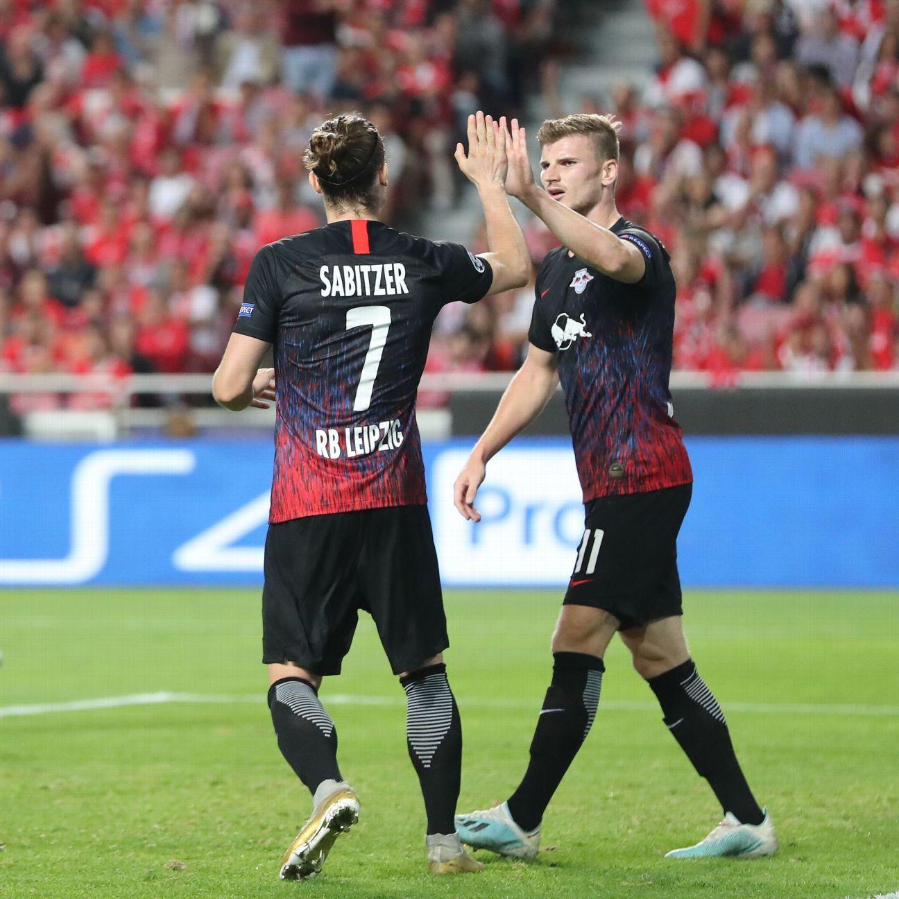 Rb Leipzig Benfica