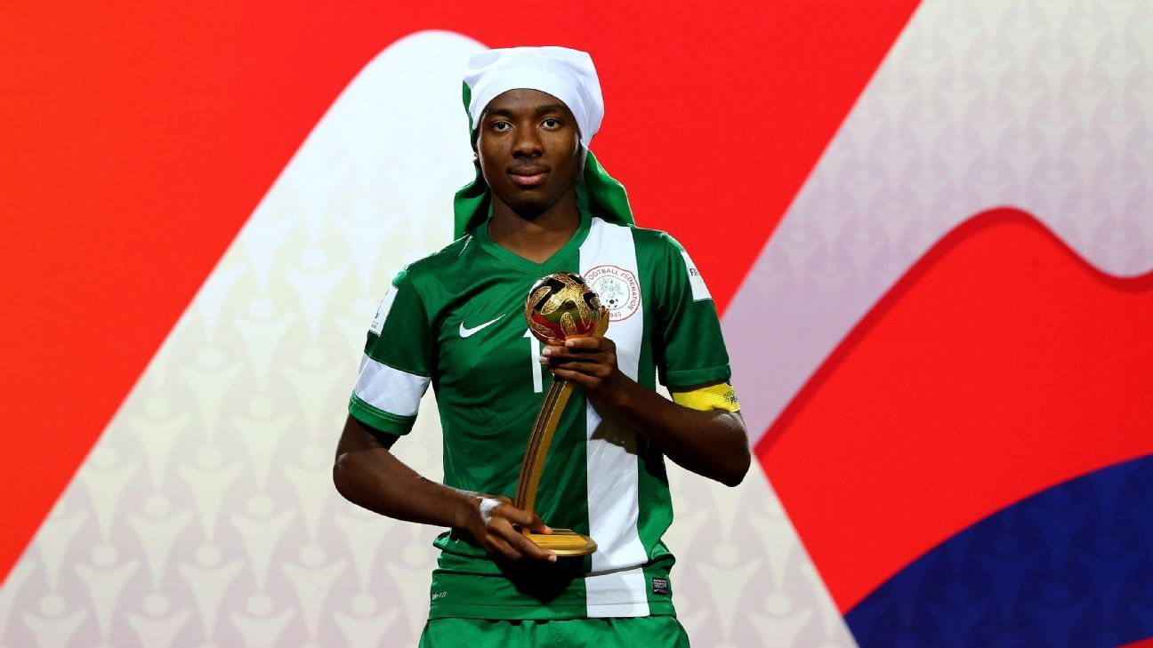 Nigeria's Nwakali finally has his permanent move, but must make it count