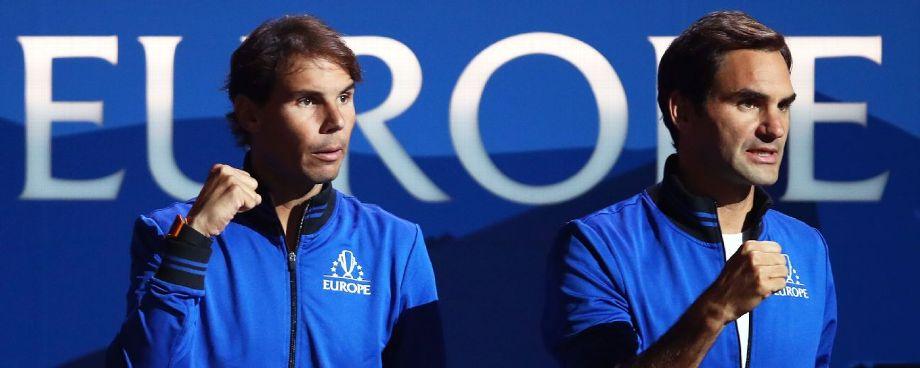 Nadal injured, Federer doubles partnership axed