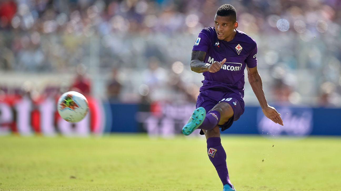 Racist chants briefly halt Atalanta-Fiorentina