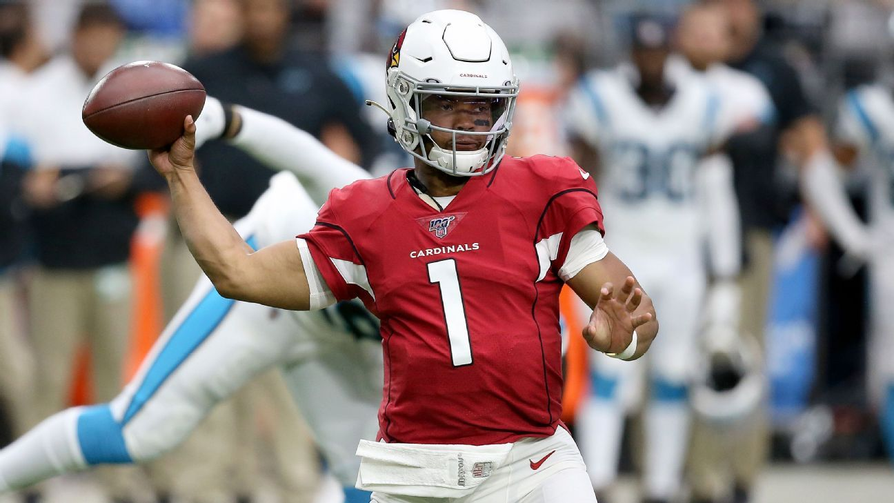 Cards' Murray struggles to get yards on attempts