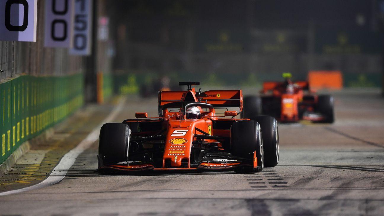 Did Ferrari make a genuine breakthrough in Singapore?