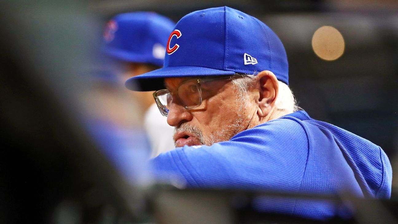 From savior to scapegoat: Why the Cubs are moving on from Joe Maddon