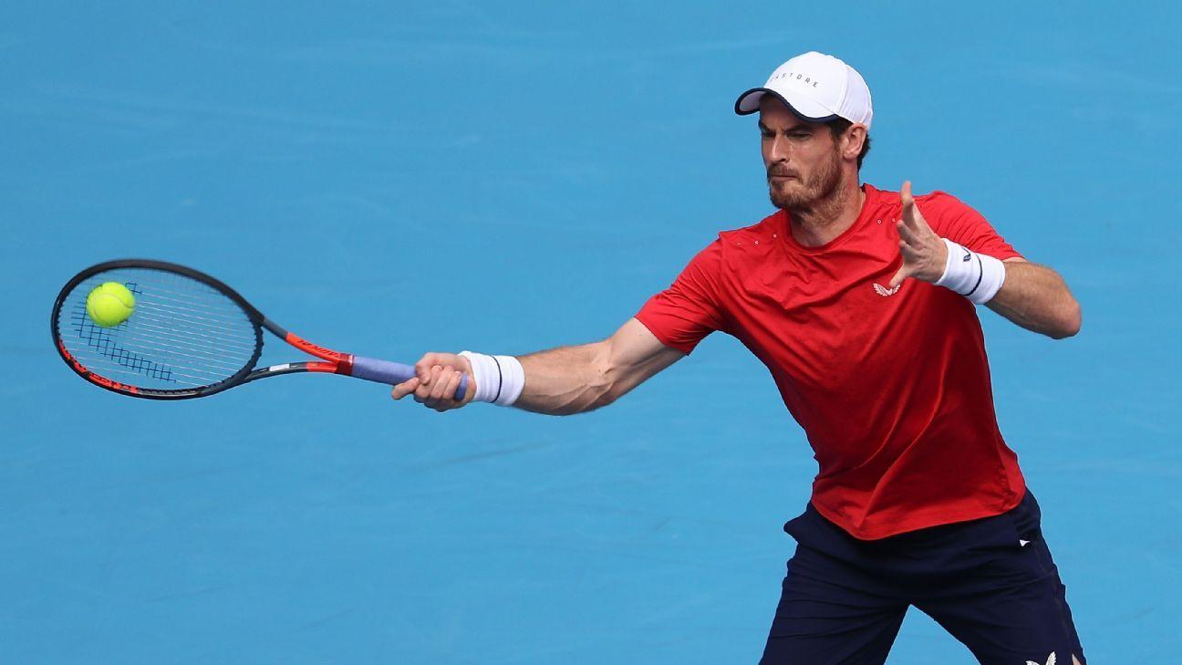 Murray beats world No. 20 Berrettini in China for biggest win since comeback