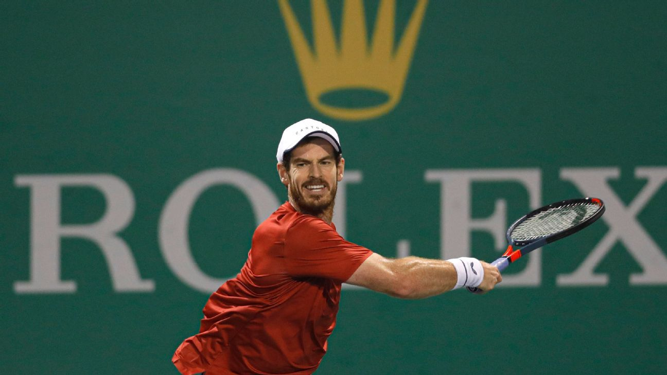 Andy Murray comes up short in Shanghai thriller with Fabio Fognini