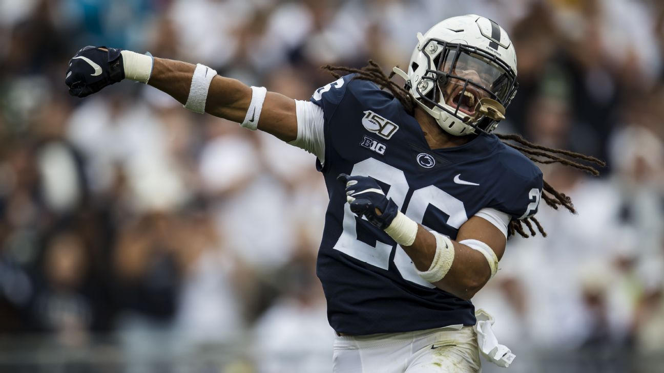 Penn St. defends DB who got letter critical of hair