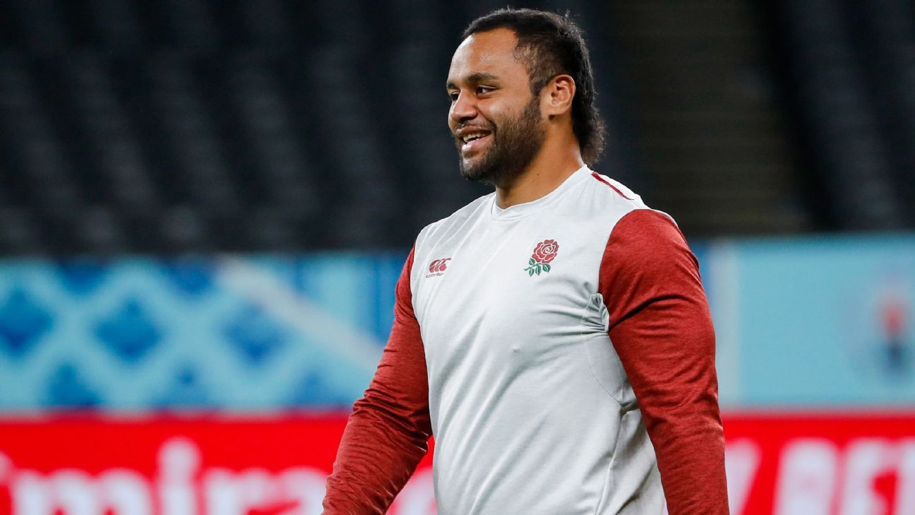 Rugby World Cup: Vunipola could sit out France clash as England play safe