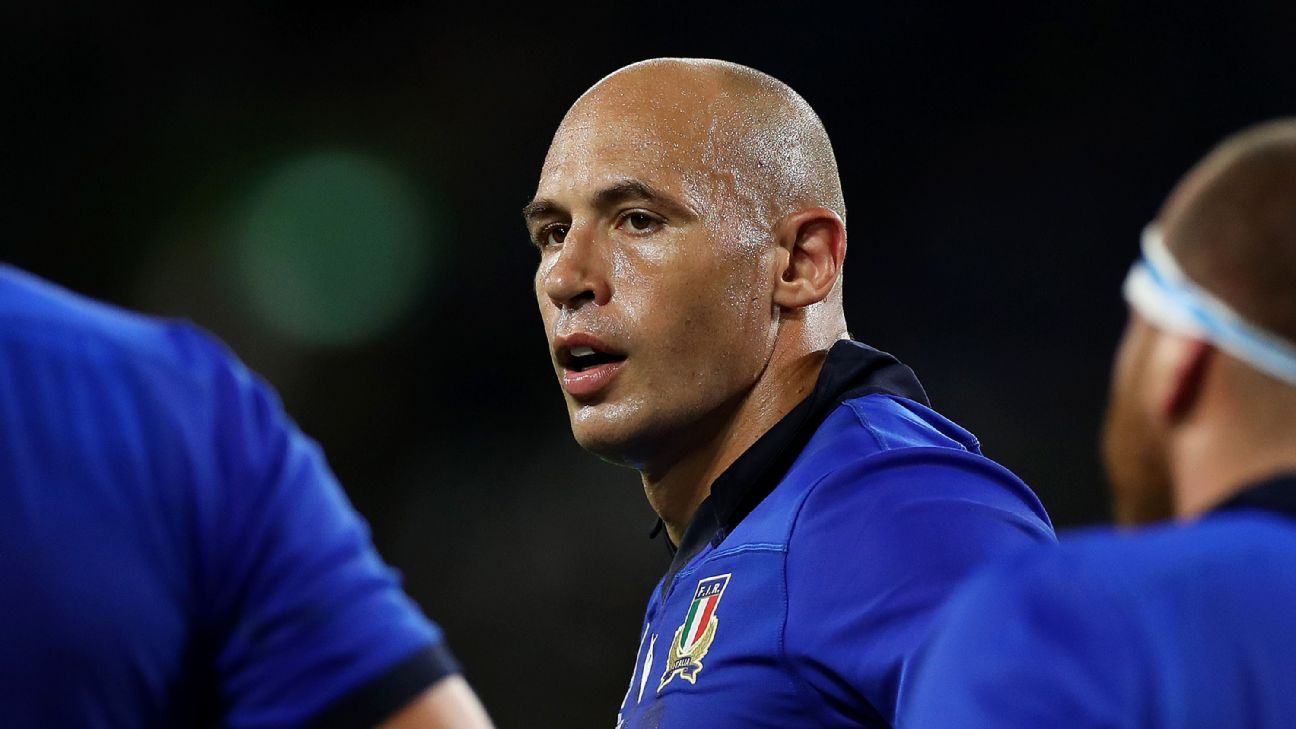 Sergio Parisse: Game wouldn't have been cancelled if New Zealand needed points