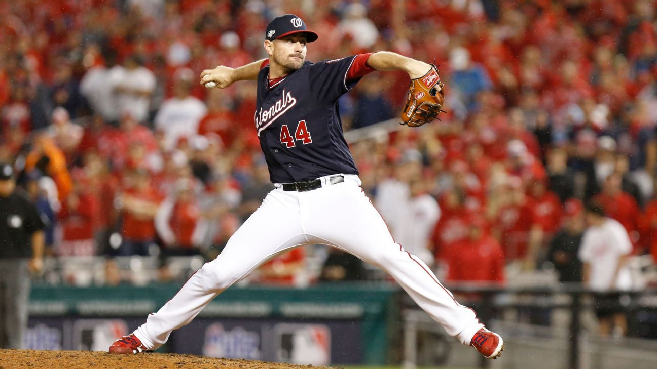 Nationals reliever Daniel Hudson said family is his top priority after missing Game 1 of the NLCS for the birth of his daughter