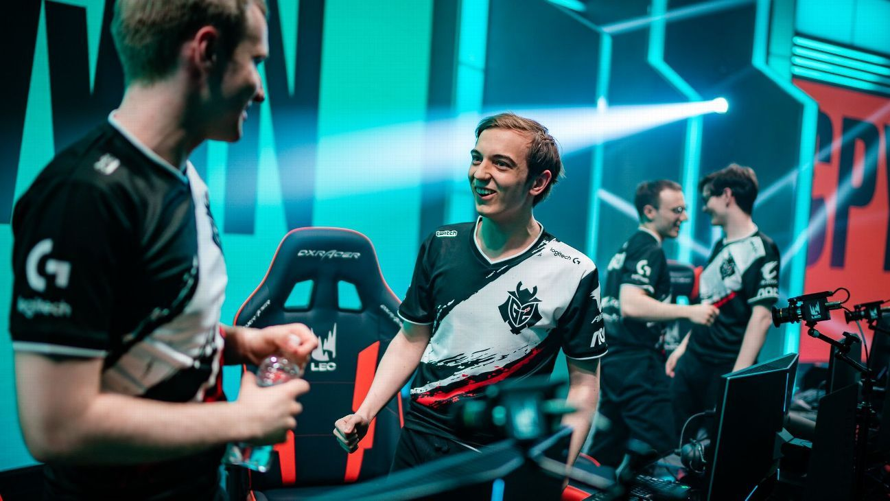 Worlds favorite G2 Esports thriving in more open metagame