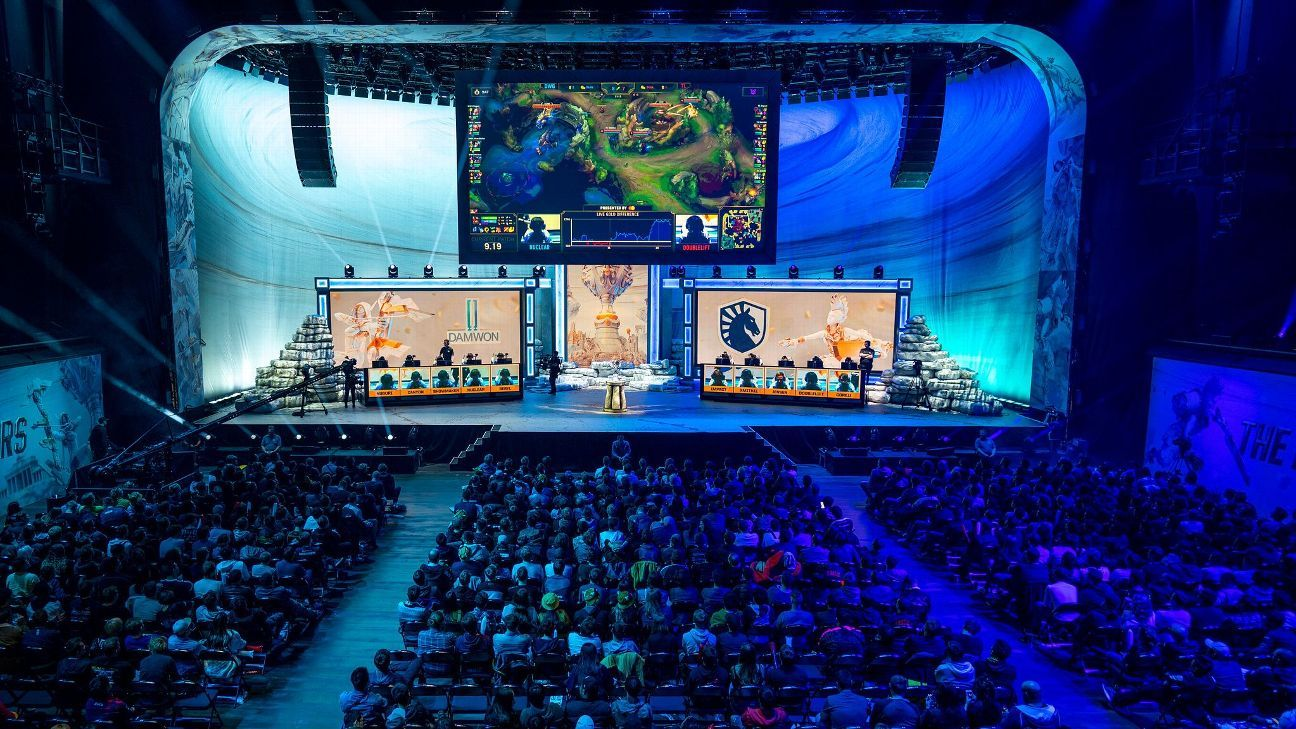 Team Liquid's win gives North America hope for League of Legends World Championship success