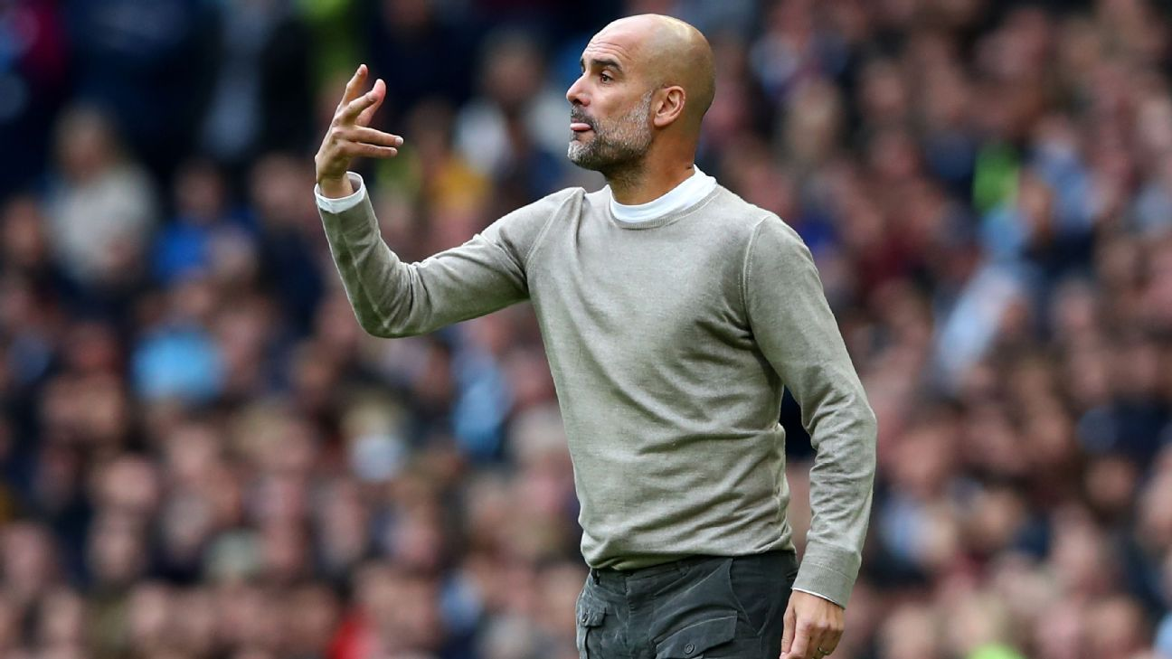 Man City players will recover 'in the fridge' during packed holiday schedule - Guardiola