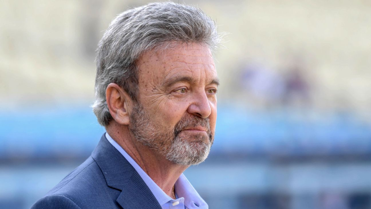Ned Colletti's baseball lessons for NHL scouting