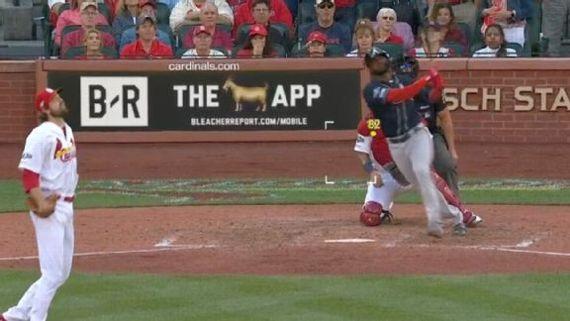 La 'bola muerta' engaña a jugadores, fans y camarógrafos en MLB I?img=%2Fphoto%2F2019%2F1016%2Fr613497_576x324_16%2D9