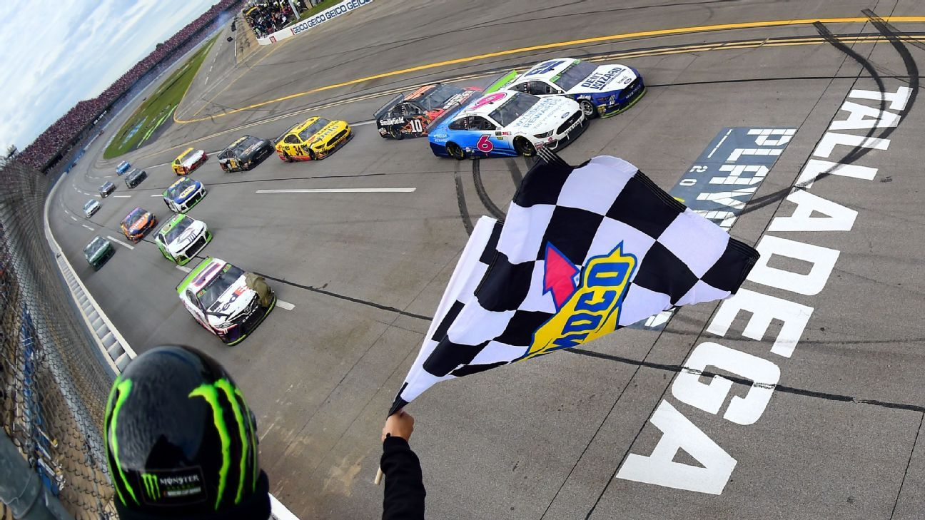 NASCAR StatWatch -- Talladega photo finish close, but not the closest