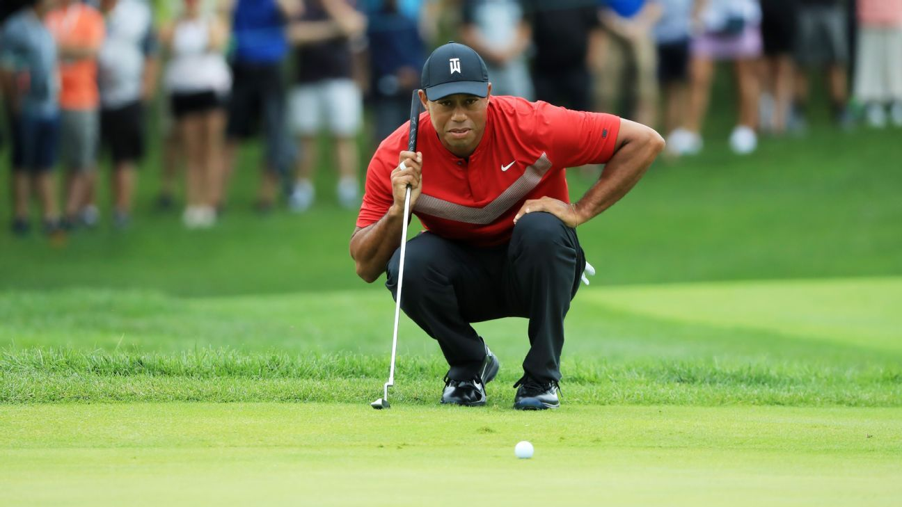 Tiger's back again ... but is he really ready?