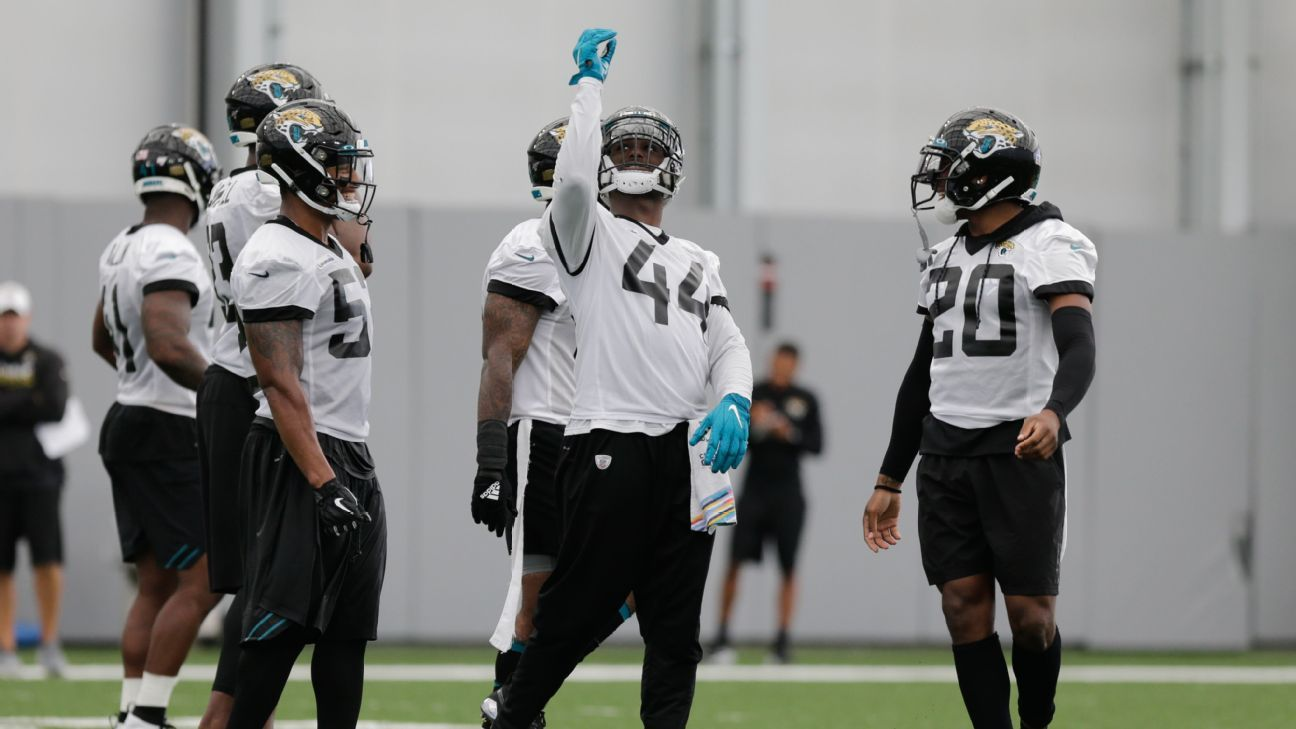 Teammates will miss Jalen Ramsey, but Jaguars moving forward