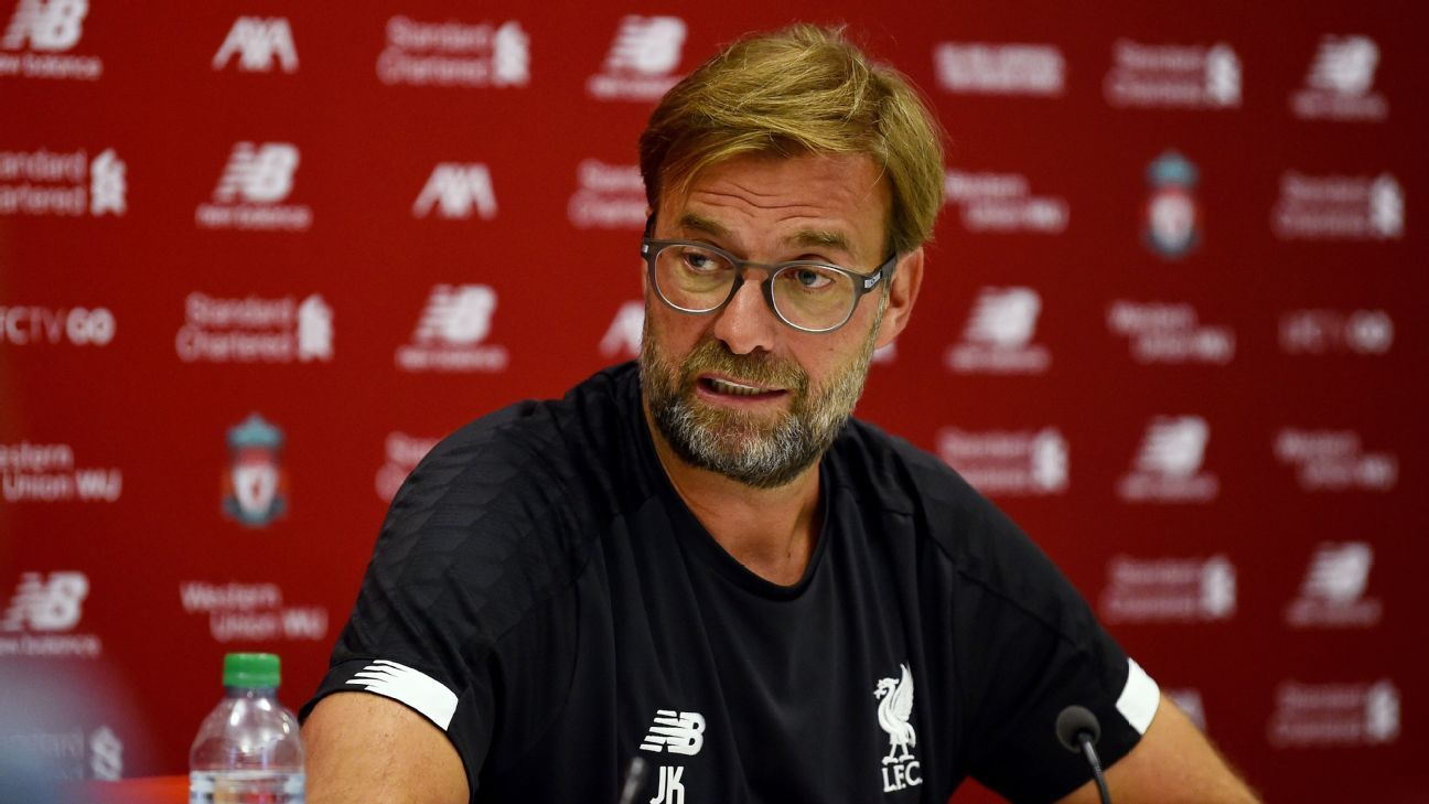 AFCON a 'catastrophe' for Liverpool - Klopp