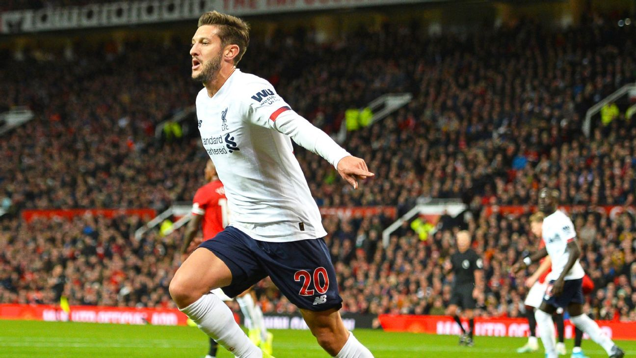 LIVE Transfer Talk Lallana leaving Liverpool for sensational Southampton swansong? - ESPN