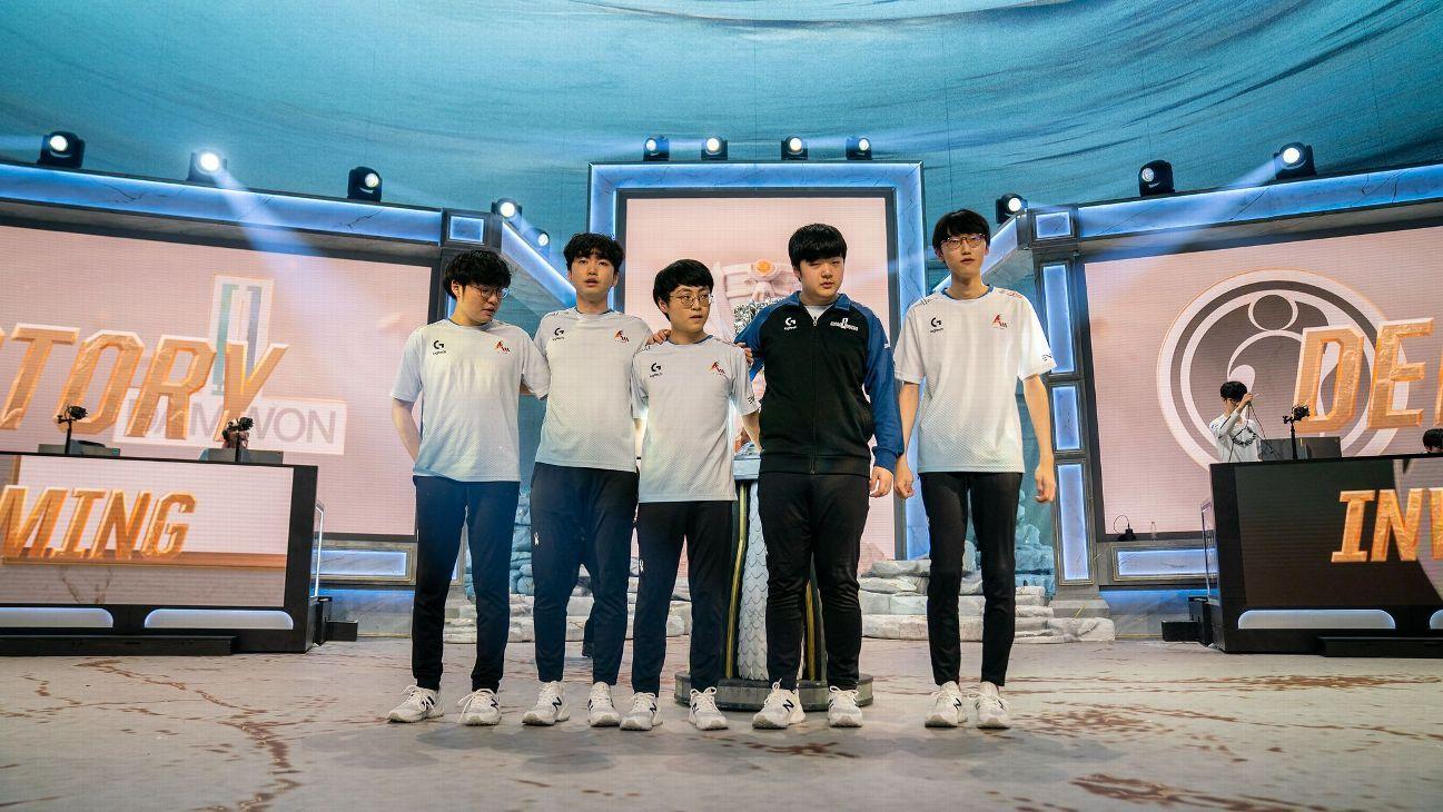 Damwon, Invictus earn spots in League of Legends World Championship quarters