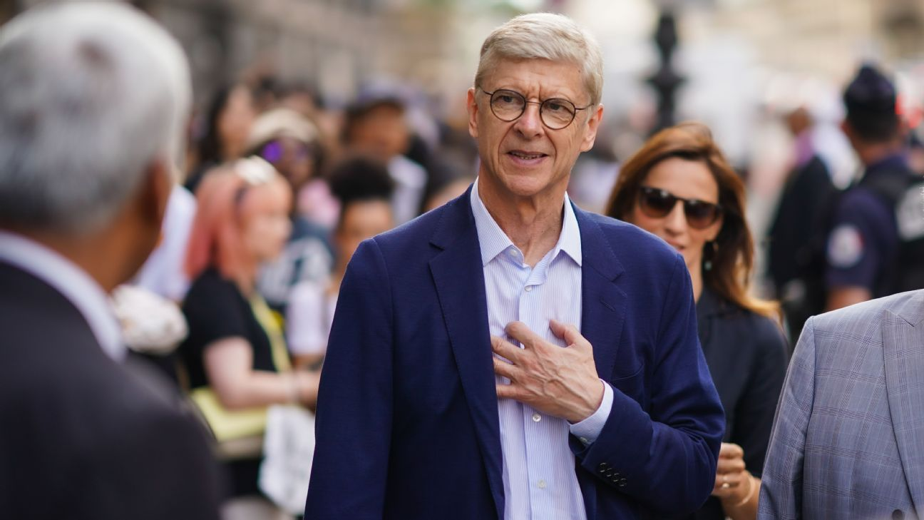 A World Cup every two years? The pros and cons of Wenger's FIFA blueprint thumbnail
