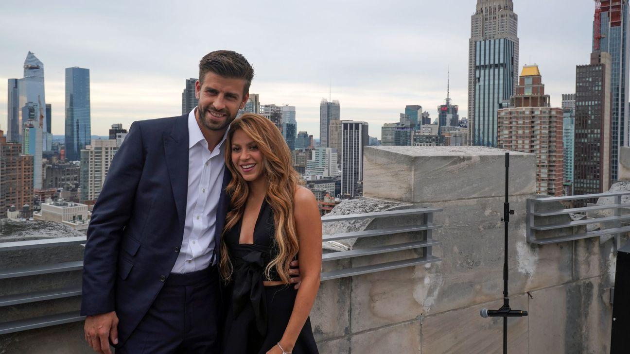 Gerard Pique-owned Andorra FC signs Shakira's nephew