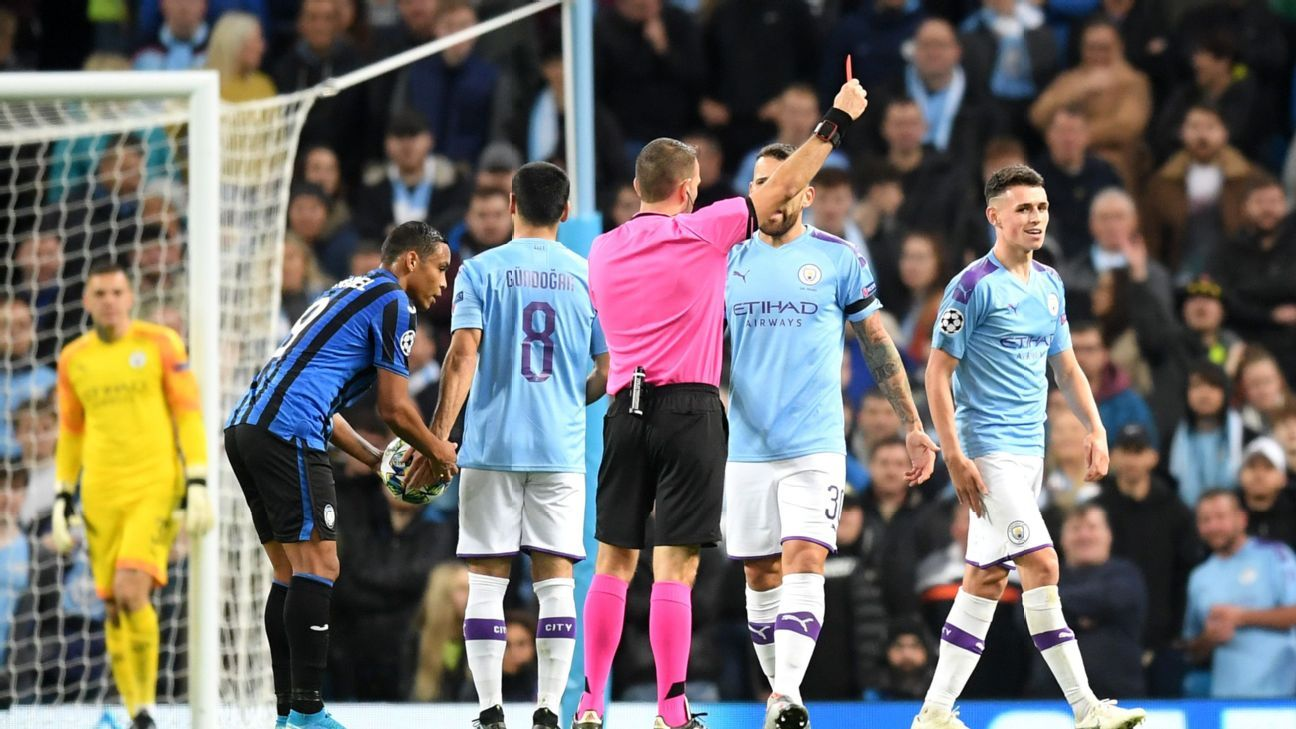 Guardiola: Foden needs to play smarter to avoid red card bookings