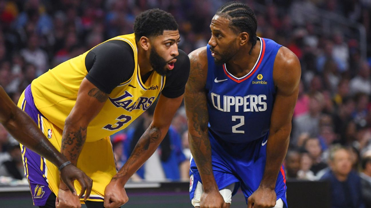 Why Clippers-Lakers felt bigger than just one game