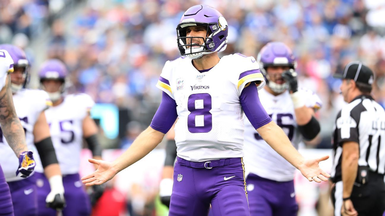 Hometown hospital cuts ties with Minnesota Vikings QB Kirk Cousins over vaccine comments